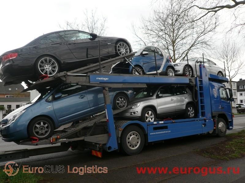 Пригнать авто из германии volkswagen