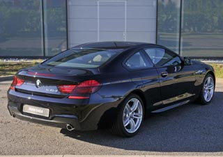 2012 BMW 6-Series M-Package