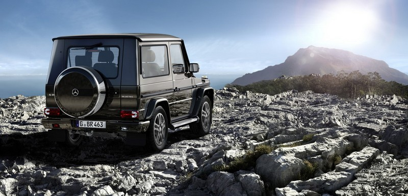 "Mercedes-Benz G-Klasse ""BA3 Final Edition"""
