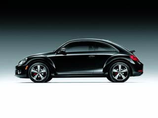 Volkswagen Beetle Black Turbo Edition