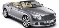 Bentley Continental GTC (с 2008 года)