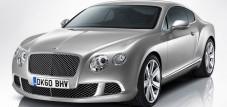 Bentley Continental GT (с 2010 года)