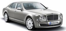 Bentley Mulsanne (с 2010 года)