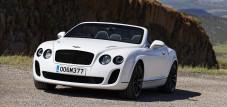 Bentley Supersports Convertible (с 2010 года)