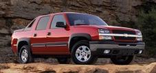 Chevrolet Avalanche (c 2002 года)