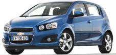Chevrolet Aveo (с 2011 года)