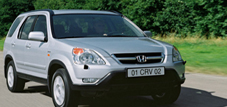 Honda CR-V (с 2004 по 2006 годы)