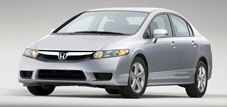 Honda Civic 4D (с 2008 года)