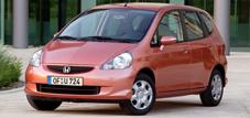 Honda Jazz (с 2004 по 2007 годы)
