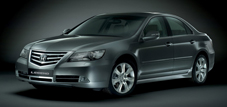 Honda Legend (с 2008 по 2011 годы)