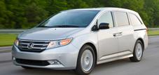 Honda Odyssey (с 2012 года)
