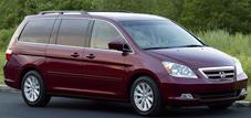 Honda Odyssey (с 2007 по 2012 годы)