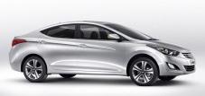 Hyundai Elantra (с 2011 года)