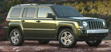 Jeep Liberty (с 2007 года)