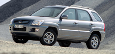Kia Sportage II (с 2004 года)