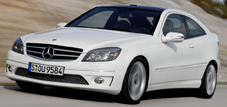 Mercedes-Benz CLС-класса (CL 203) - 2 поколение