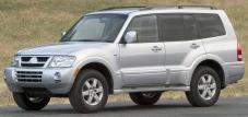 Mitsubishi Montero (с 2003 года)