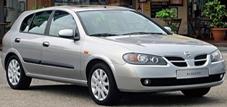 Nissan Almera II Hatchback (с 2002 по 2006 годы)