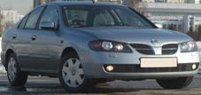 Nissan Almera II (с 2002 по 2006 годы)