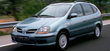 Nissan Almera Tino (с 2000 года)