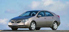 Nissan Primera Hatch (с 2002 года)
