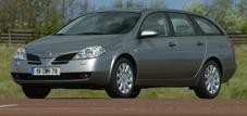 Nissan Primera Wagon (с 2002 по 2007 годы)