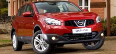Nissan Qashqai (facelift) (с 2010 года)