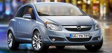 Opel Corsa D 3-door (с 2006 года)