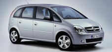 Opel Meriva A (с 2003 по 2010 годы)