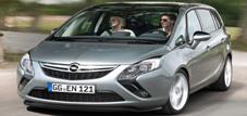 Opel Zafira C (с 2010 года)