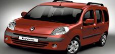 Renault Kangoo (с 2007 года)