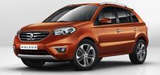 Renault Koleos (с 2011 года)