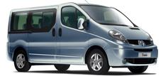 Renault Trafic Passenger (с 2000 года)