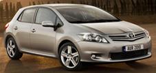 Toyota Auris Facelift (с 2010 года)