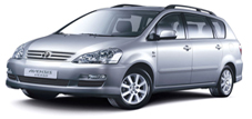 Toyota Avensis Verso (с 2001 года)