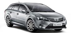 Toyota Avensis Wagon III (с 2009 года)