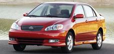 Toyota Corolla (с 2001 по 2006 годы)