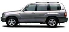 Toyota Land Cruiser 76 (с 2002 по 2007 годы)