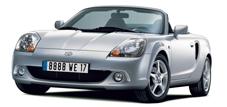 Toyota MR 2 (с 2000 года)