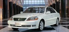 Toyota Mark II (с 2001 года)