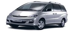 Toyota Previa (с 2001 года)