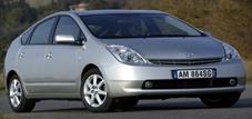 Toyota Prius (с 2004 по 2009 годы)