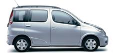 Toyota Yaris Verso (P2) (с 2001 по 2006 годы)
