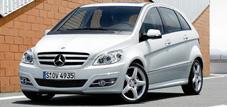 Mercedes-Benz B-класса (Т245)