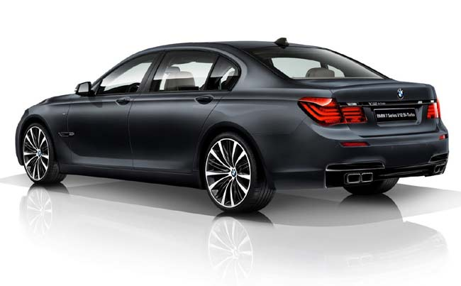 BMW 7 Series V12 Bi-Turbo